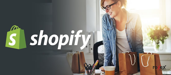 Shopify – The Best Suited System For All Small-Scale E-Commerce Ventures
