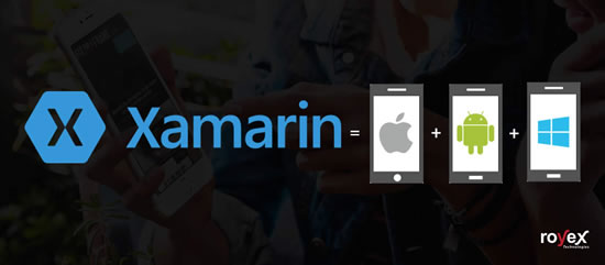 Five core reasons to use Xamarin for cross-platform development of mobile applications