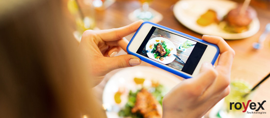 10 Latest and Best Food Mobile App UI Designs
