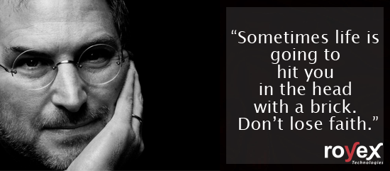 Get Motivated : 25 inspirational Quotes of Steve Jobs