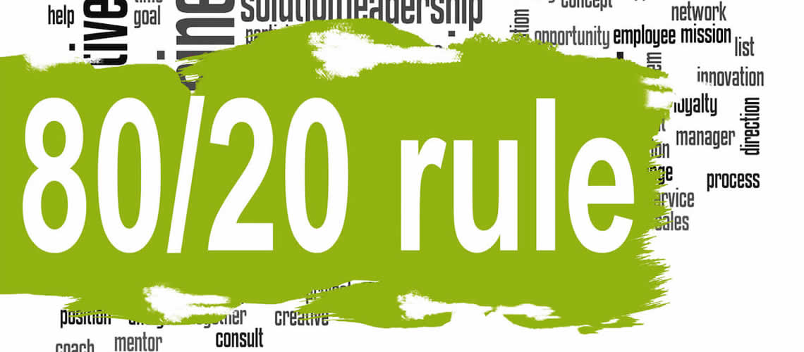 Identifying and Marketing to Your Ecommerce VIPs Through 80-20 Rule