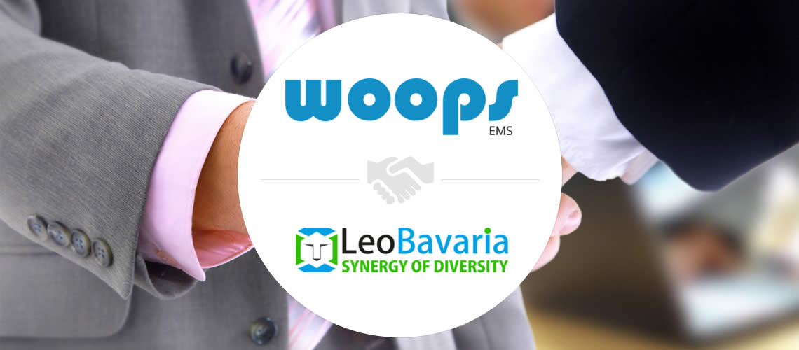Leo Bavaria and Woops EMS joint hands for Partnership in Germany