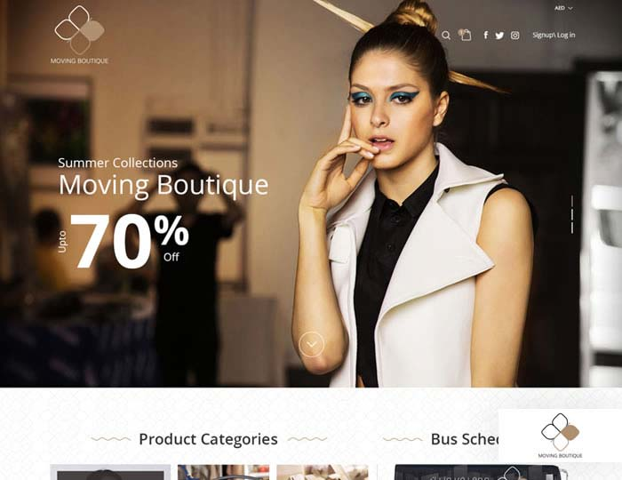 Moving Boutique