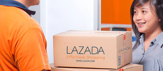 How to develop an app like LAZADA?