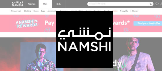 How much does it cost to build an eCommerce site like Namshi.com on Magento?