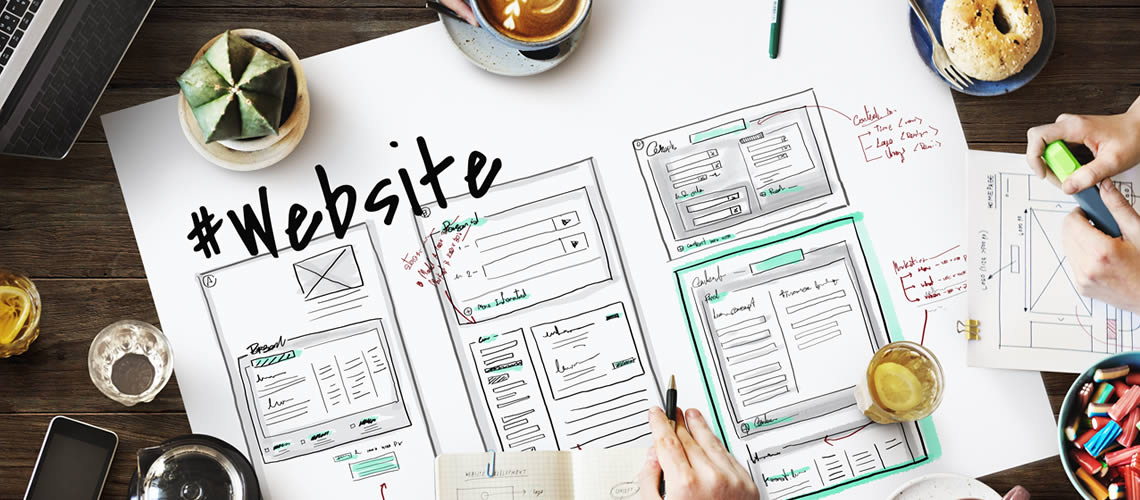 Our Website Designing Process