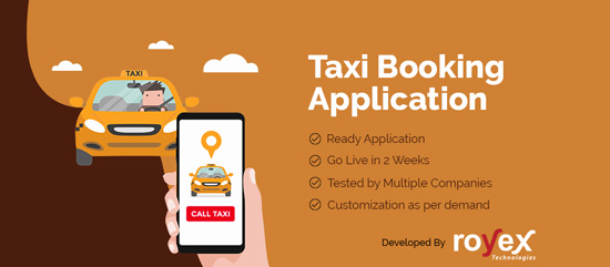 Taxi Booking and Ride Sharing Application