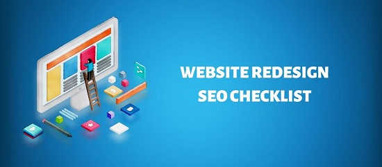 SEO Checklist When Redesigning Your Website