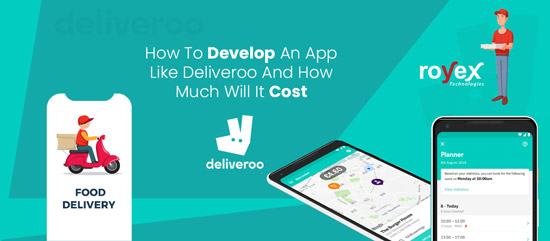 How To Develop An App Like Deliveroo And How Much Will It Cost