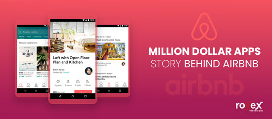 Million Dollar Apps: Story Behind Airbnb