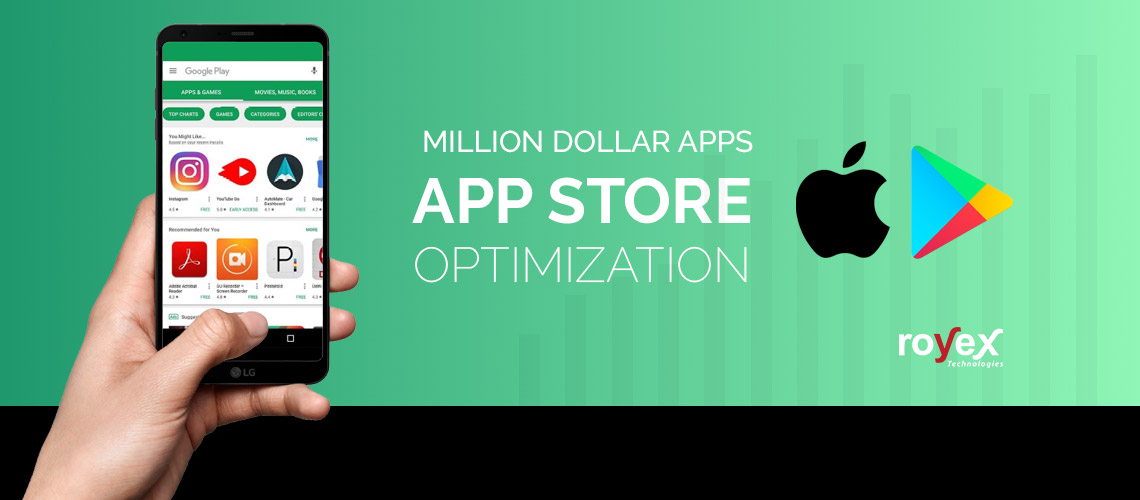 Million Dollar Apps -  App Store Optimization
