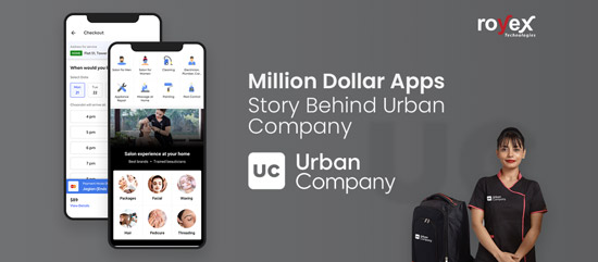 Million Dollar Apps - Story Behind Urban Company
