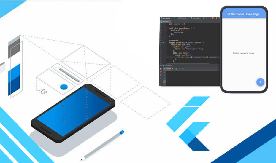 Flutter Mobile Application Development