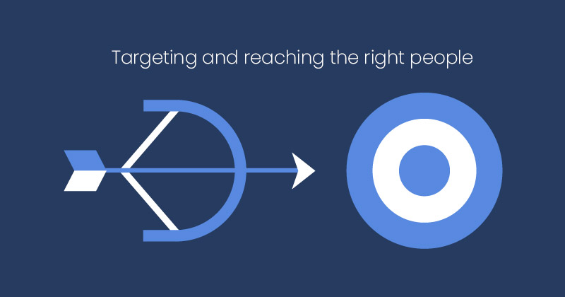 Targeting and reaching the right people