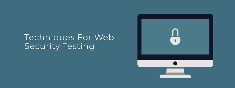 Techniques For Web Security Testing