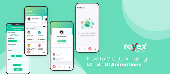 How To Create Amazing Mobile UI Animations