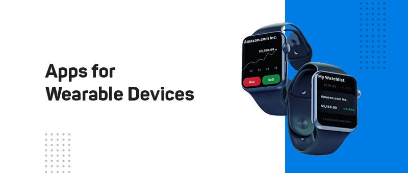Apps for Wearable Devices