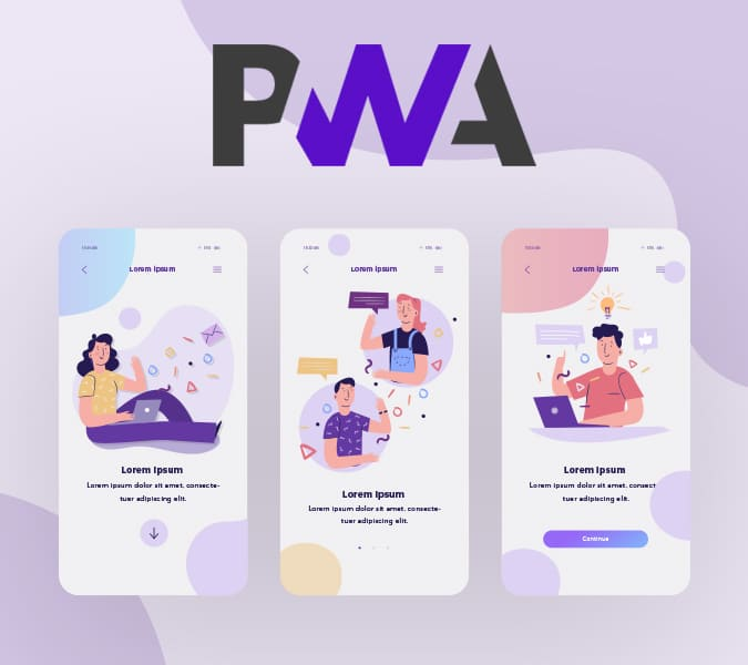 PWA App Development Dubai